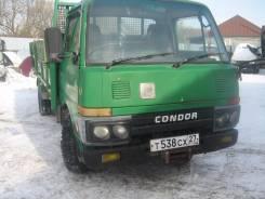 Nissan Condor. Nissan condor, 3 300 куб. см., 2 000 кг.