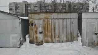 Гаражи металлические. проспект Первостроителей 41, р-н ЖД Вокзал, 20 кв.м., электричество