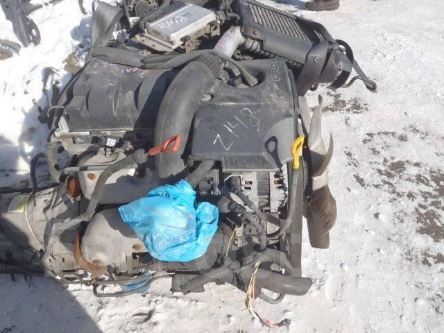 Контрактный (б у) двигатель Хундай Старекс D4CB 2,5 л. CRDi турбо-дизел