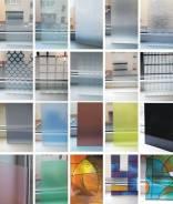 Плёнки тонировочные Архитектурные на авто, окна, перегородки и пр.