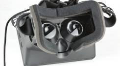 Продам шлем виртуальной реальности Oculus Rift DK1. В хорошем состояни