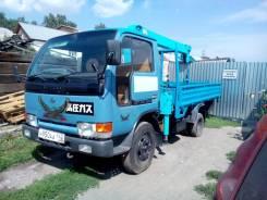 Nissan Atlas. Продается грузовик , 2 700 куб. см., 2 000 кг.