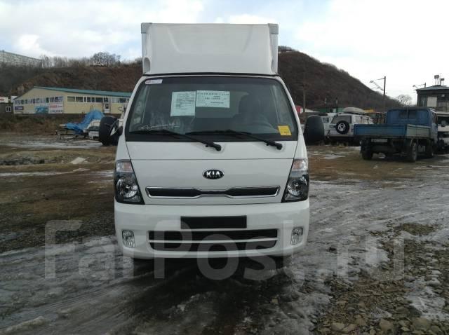 Kia Bongo III. Рестайлинг 2017 г. ! Новый изотермический фургон, с завода Ю. Кореи!, 2 500 куб. см., 1 200 кг.