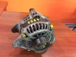 Генератор. Mitsubishi: Airtrek, Chariot Grandis, Legnum, Delica, Galant, Pajero, RVR, Chariot Двигатель 4G64