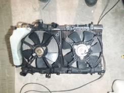 Вентилятор радиатора кондиционера. Subaru Impreza, GG3