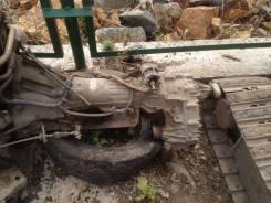 Автоматическая коробка переключения передач. Toyota Hiace Regius, KCH46G, KCH46W Двигатель 1KZTE