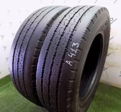 Bridgestone Duravis. Летние, 2012 год, износ: 30%, 2 шт