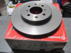 Диск тормозной. Honda: Jazz, Civic Ferio, Insight, Airwave, Freed, Domani, Ballade, Civic CRX, Mobilio Spike, CR-X Delsol, Mobilio, Civic, Fit, Integr...