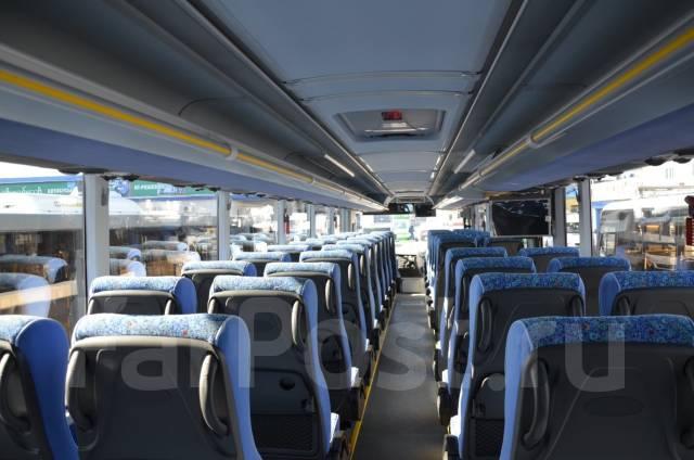 Лиаз. Продам автобус Вояж Супер на шасси Scania в Новосибирске, 13 000 куб. см., 53 места