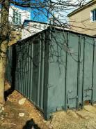 Продам гараж - контейнер срочная продажа. улица Крыгина 53а, р-н Эгершельд, 18 кв.м. Вид снаружи