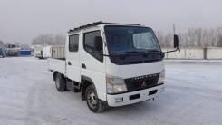 """Mitsubishi Canter. Продам бортовой грузовик 4WD 2004 г. в. категория""""В"""", 2 835 куб. см., 1 600 кг."""