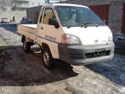Toyota Lite Ace. 2003г 4WD, бензин, коробка, длинный кузов, БЕЗ Пробега, 1 800 куб. см., 1 250 кг.