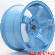 Rota R-Spec. 8.0x15, 4x100.00, 4x114.30, ET18, ЦО 73,1мм.