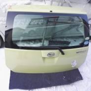 Дверь багажника. Toyota Passo, QNC10, KGC15, KGC10 Daihatsu Boon Двигатели: K3VE, 1KRFE