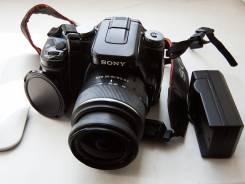 Sony Alpha DSLR-A100. зум: 3х