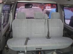 Сиденье. Mitsubishi Delica, P25W, P35W Двигатель 4D56
