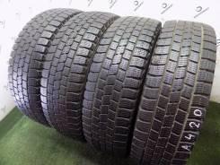 Dunlop SP LT 02. Зимние, без шипов, 2012 год, износ: 20%, 4 шт