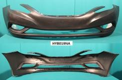 Бампер. Hyundai Sonata, YF Двигатели: G4KA, G4KC
