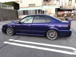 Порог пластиковый. Subaru Legacy B4, BE5