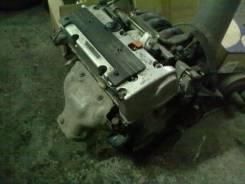Двигатель. Honda Zest