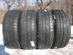 Bridgestone Ecopia PZ-X. Летние, 2012 год, износ: 10%