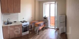 1-комнатная, улица Карбышева 22. БАМ, частное лицо, 39 кв.м.