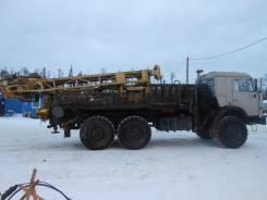 Камаз 43118 Сайгак. Машина бурильная ЛБУ- 50-07 камаз 43118, 2 700 куб. см., 17 500 кг.