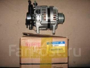 Генератор. Kia K-series Kia Bongo Двигатель J3