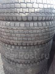 Bridgestone. Зимние, без шипов, 2012 год, износ: 30%, 4 шт