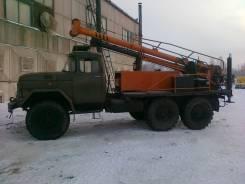 ЗИЛ 131. Бурильно - Крановая Машина ( БКМ-515 )