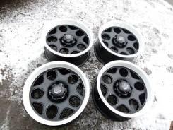 Sakura Wheels. 8.0x17, 6x139.70, ET-10, ЦО 110,6мм.