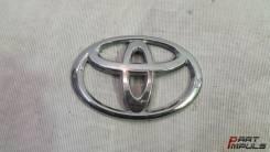 Эмблема решетки. Toyota Land Cruiser, J200