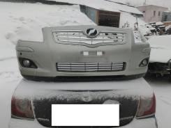Бампер. Toyota Avensis, AZT255, AZT250, AZT251 Двигатели: 2AZFSE, 1AZFSE