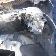 Радиатор охлаждения двигателя. Toyota Carina, AT212 Двигатель 5AFE