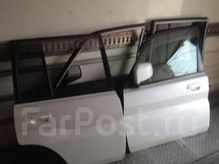 Дверь боковая. Mitsubishi Pajero iO