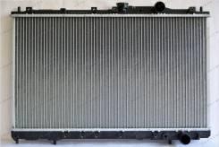 Радиатор охлаждения двигателя. Mitsubishi Eterna, E64A, E54A Mitsubishi Emeraude, E54A, E64A Mitsubishi Galant, E64A, E54A