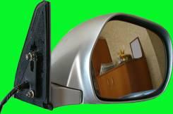 Зеркало заднего вида боковое. Toyota Land Cruiser Toyota Land Cruiser Prado, GRJ120, KDJ120 Двигатели: 1GRFE, 3RZFE, 5VZFE, 2TRFE, 1KDFTV