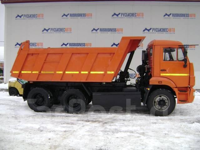 Камаз 6520. Самосвал, 3 000 куб. см., 20 000 кг.