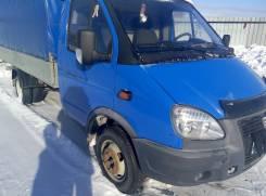 ГАЗ 330202. Газель грузовая, 1 800 куб. см., 1 500 кг.