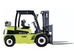 Clark. Вилочный погрузчик C50s (дизельный), 5 000 кг.
