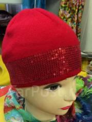 Новую красивую женскую шапку
