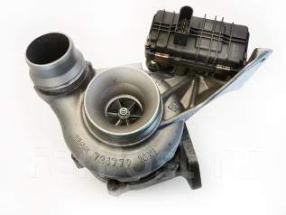 Турбина. BMW: 4-Series, X3, X1, 3-Series Gran Turismo, 3-Series, 5-Series, 5-Series Gran Turismo, 1-Series, 2-Series Двигатели: N47D20, N47D20O1