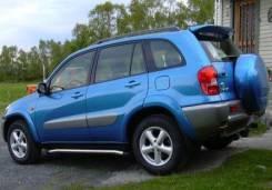 Toyota RAV4. ACA21L, 1AZFE