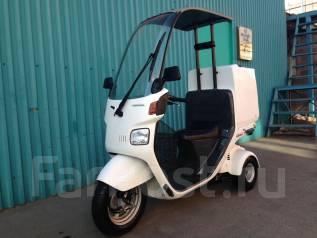 Honda Gyro Canopy. 50 куб. см., исправен, без птс, без пробега