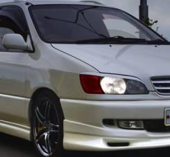 Накладка на фару. Toyota Ipsum, SXM10G
