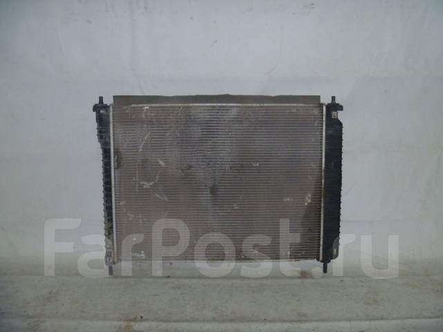 Радиатор охлаждения двигателя. Chevrolet Captiva, C140, C100 Opel Antara