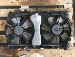 Радиатор охлаждения двигателя. Honda Fit, GE6