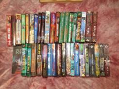 Фантастика много книг