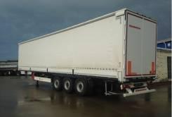 Kassbohrer. Новый шторно-бортовой полуприцеп , 39 000 кг.