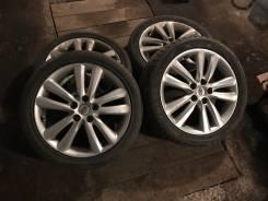 Отличные колёса 225/45 R18. 7.0x18 5x114.30